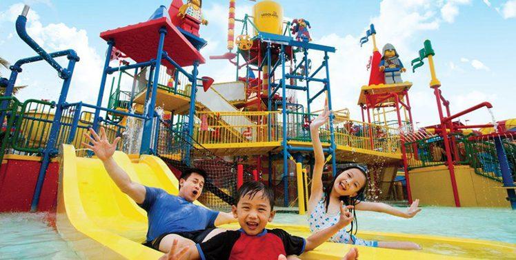 馬來西亞樂高樂園被評為2018年度亞洲前25大遊樂園之一。圖/馬來西亞觀光局提供