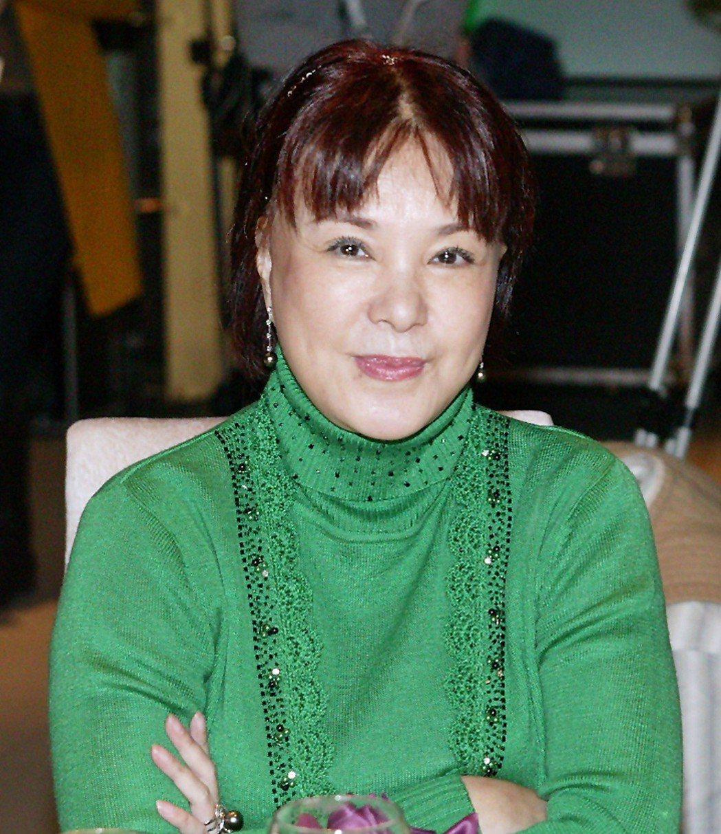 郭美珠。聯合報系資料照