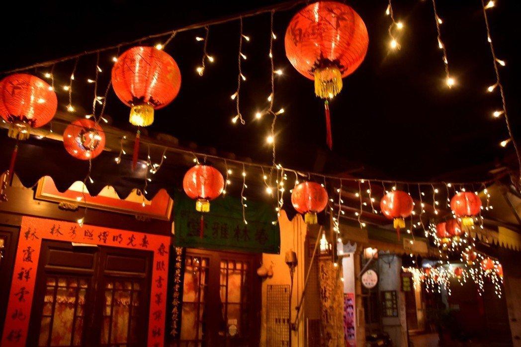 閩南傳統文化依然瀰漫在鹿港的巷弄之間。圖/彰化縣政府提供