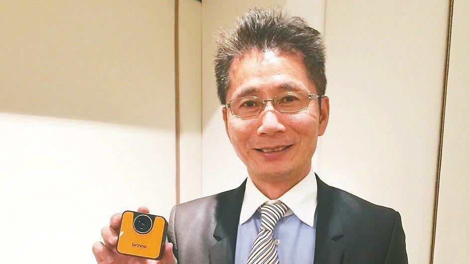邑錡董事長陳世哲。 (本報系資料庫)