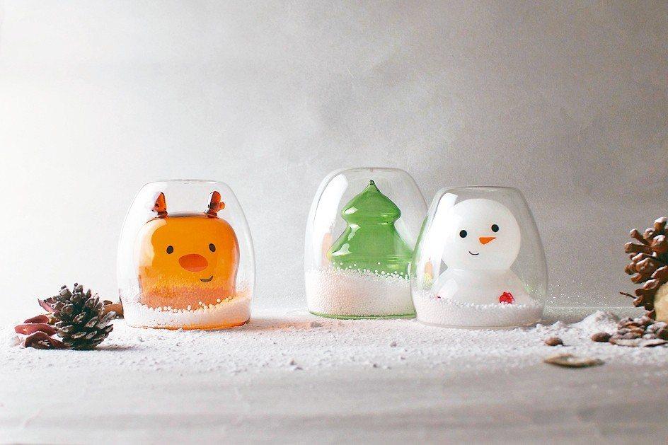 有.設計uDesign在「有意思生活節」現場提供眾多質感耶誕主題商品設計。 有....