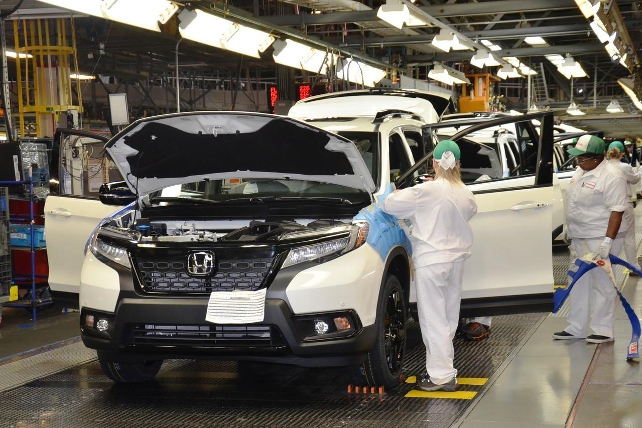剛發表完就迅速投產 全新Honda Passport將於2019年初開賣!