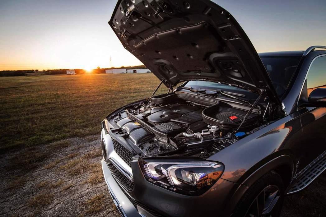 Mercedes-Benz在近日公佈了新世代GLE的柴油車型資訊。 摘自Mercedes-Benz