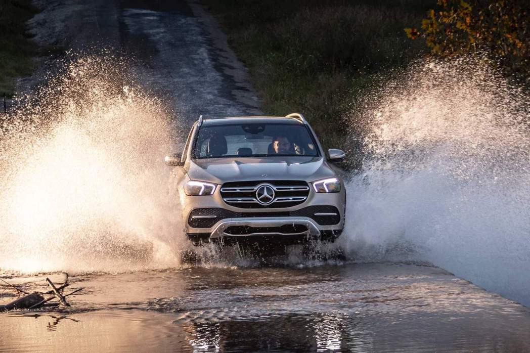 新世代Mercedes-Benz GLE。 摘自Mercedes-Benz