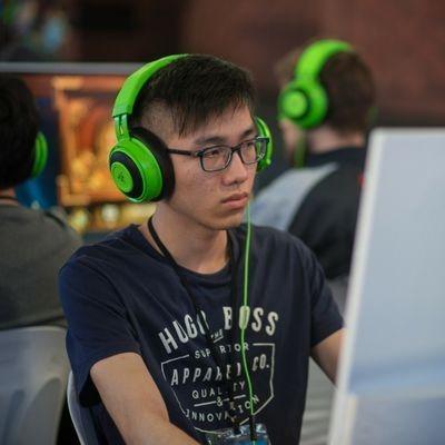香港選手「聰哥」blitzchung