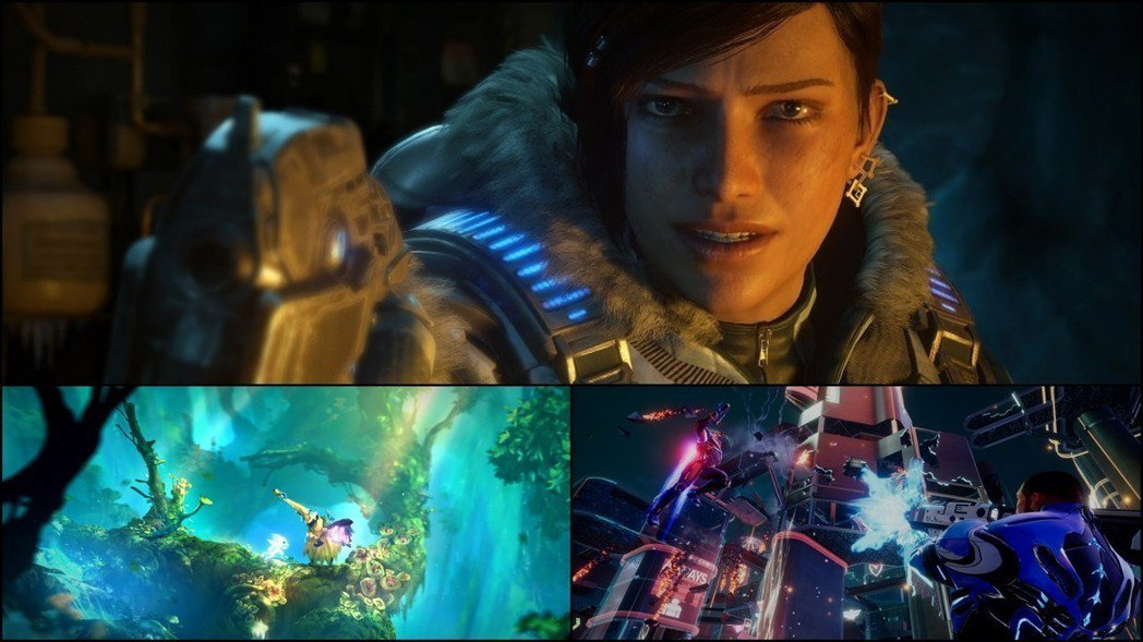《戰爭機器 5》、《聖靈之光 2》、《除暴戰警 3》等微軟工作室新作,2019年...