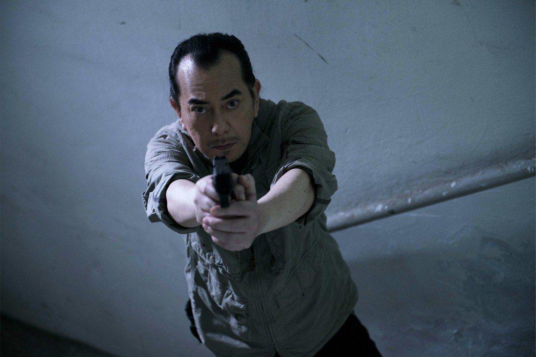 黃秋生在「心冤」中飾演破案神探。圖/福斯傳媒提供