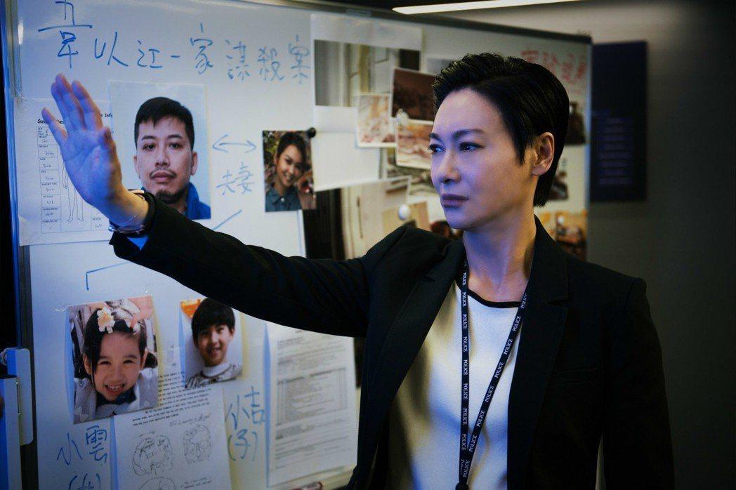 影后惠英紅在影集「心冤」中又有精彩表演。圖/福斯傳媒提供