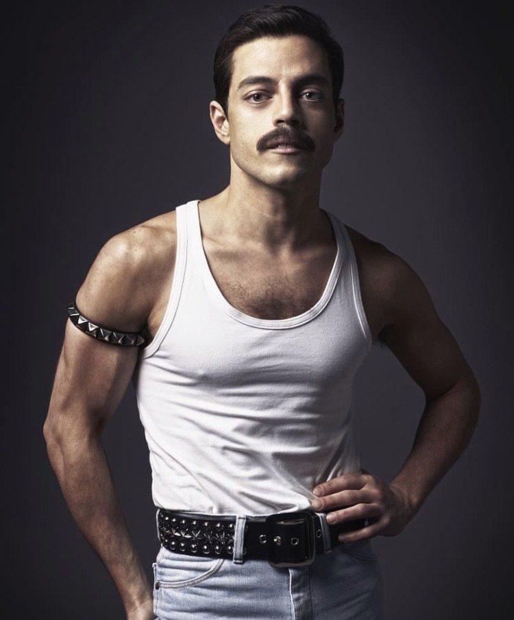 「波希米亞狂想曲」雷米馬力克提名金球獎最佳戲劇類影片男主角。圖/摘自imdb