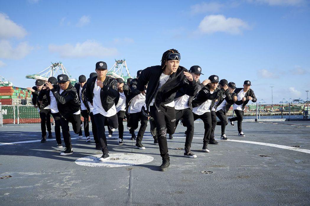 羅志祥新單曲「NO JOKE」MV不到48小時點閱率破2百萬。圖/EMI提供