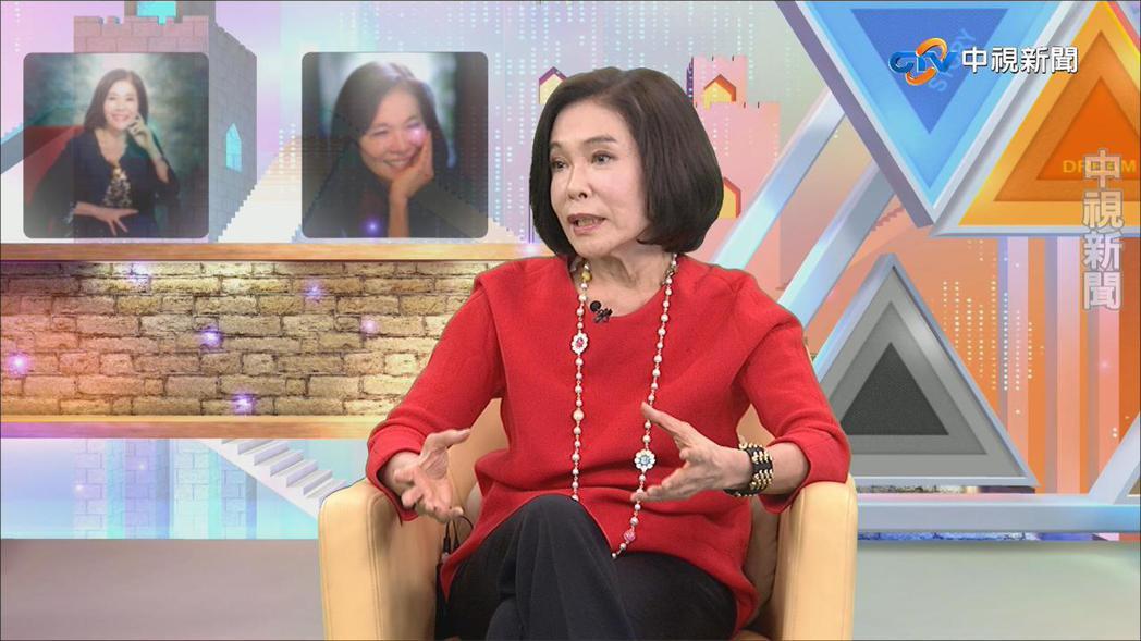 莊淑芬曾經有機會成為台北市副市長。圖/中視提供