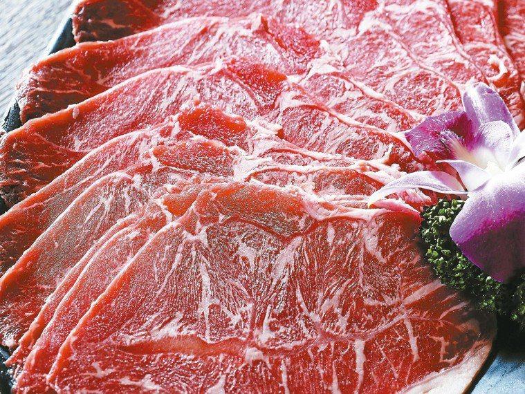 紅肉。聯合報系資料照片/記者林澔一攝影