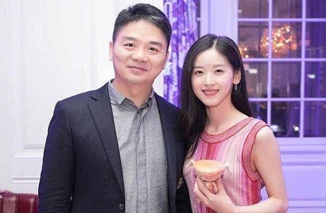 「奶茶妹」章澤天2015年嫁給劉強東,羨煞眾人。 (翻攝自IG)