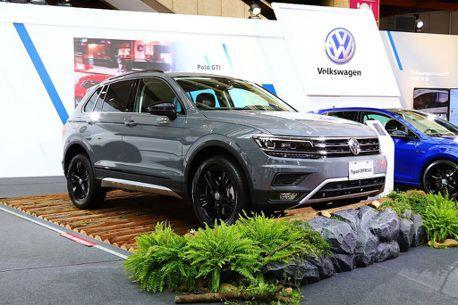 Volkswagen Tiguan 330 TSI OFFROAD越野特仕車 限量250台正式上市!