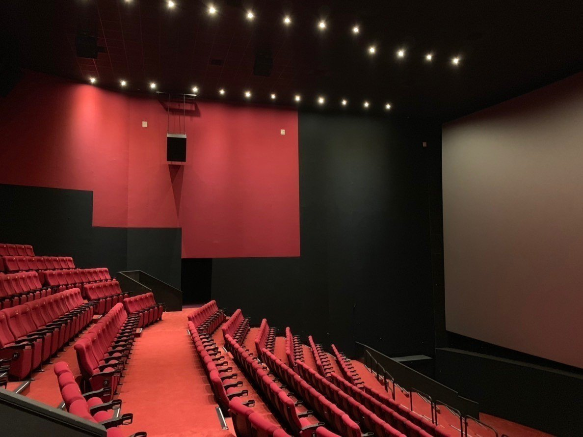 台創花蓮「新天堂樂園威秀影城」耗資3億多元,引入頂尖的影音設備,將於26日開幕。...