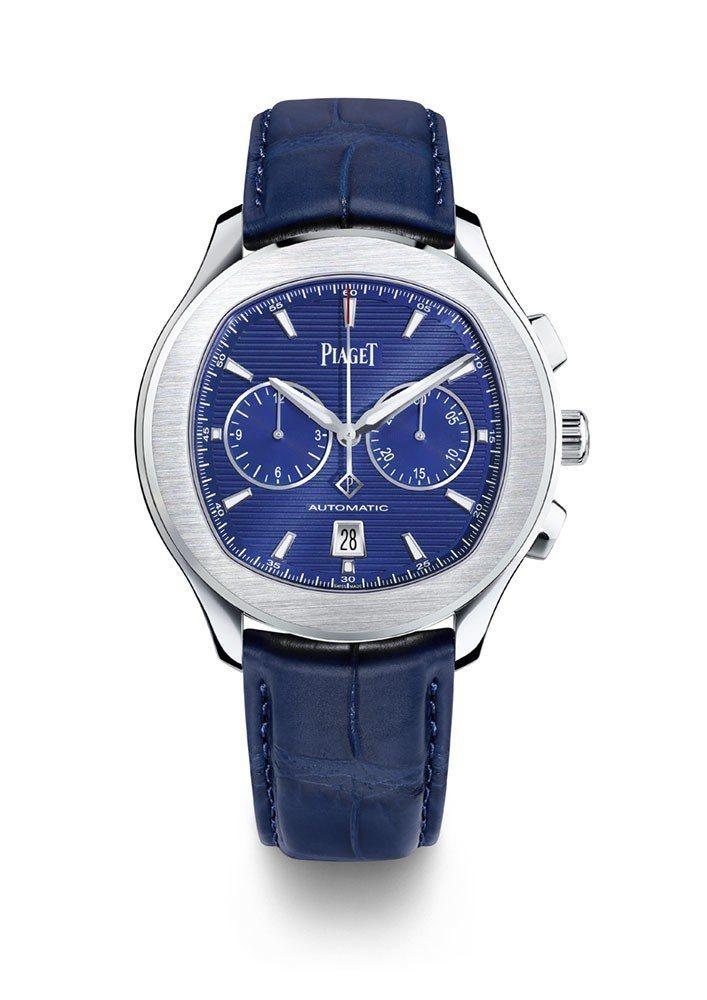Piaget Polo S精鋼自動上鍊腕表,39萬元。圖/伯爵提供