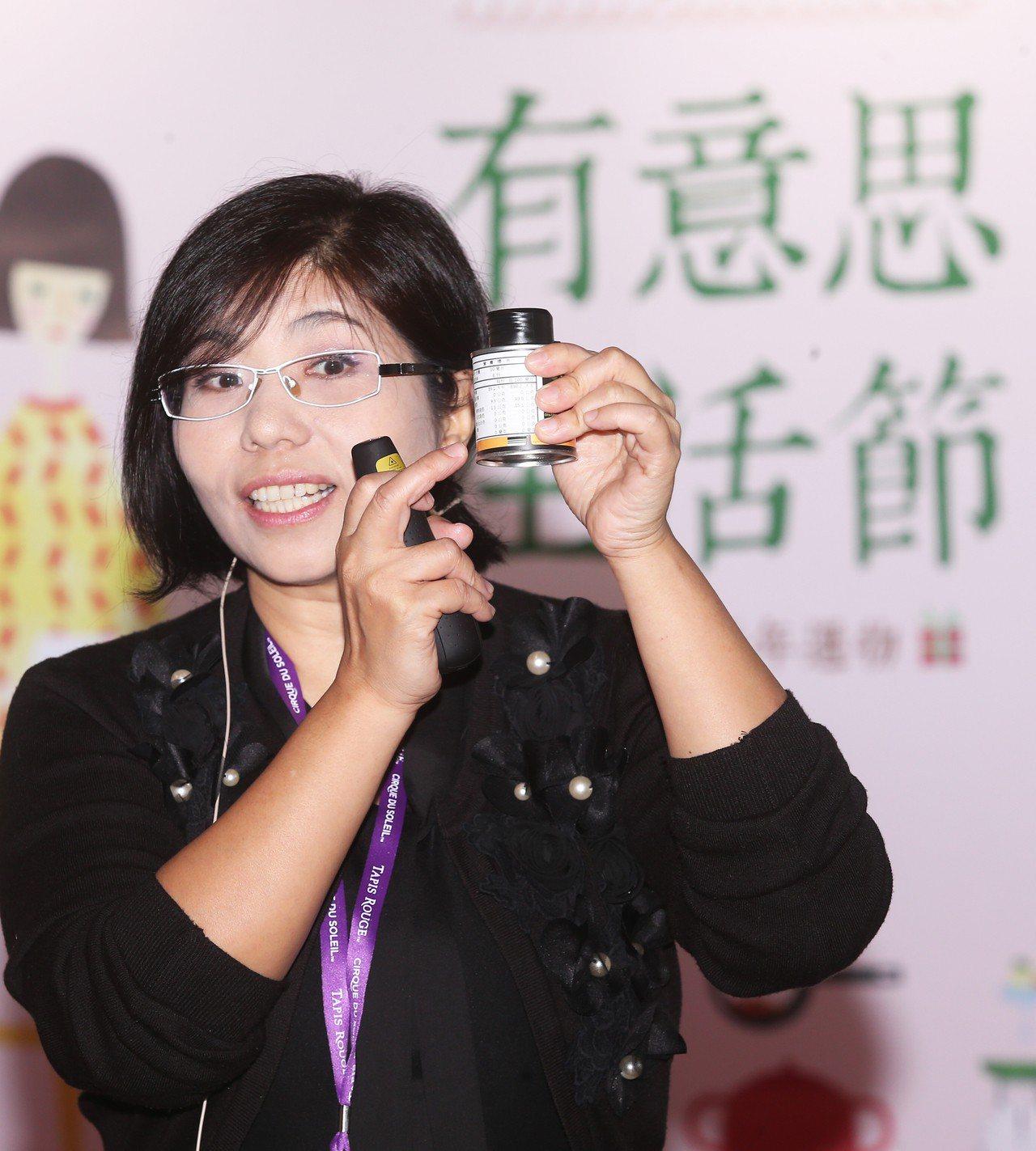 中華食源教育推廣協會發起人謝素麗(Sunny)說,橄欖油其實是非常好的調味料,可...