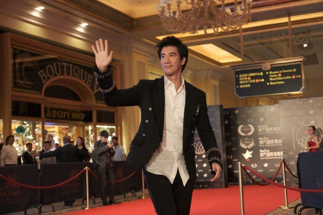 王力宏以「無問西東」在第十屆澳門國際電影節稱帝。圖/宏聲音樂提供