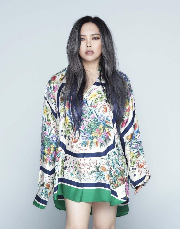 張惠妹今年將在台北擔任壓軸跨年嘉賓。圖/EMI提供