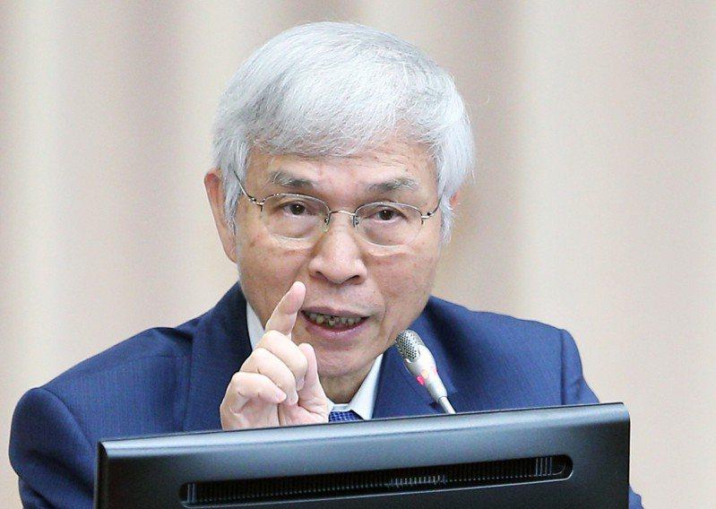 央行總裁楊金龍。 聯合報系資料照