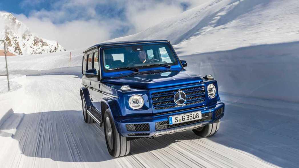 G350 d對於讓想體驗全新G-Class魅力的消費者們又多一個級距選擇。 摘自Mercedes