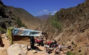 北非壯麗的山區因美景常吸引西方登山客前去,但也因面積過大難以管轄,恐成恐怖主義的...