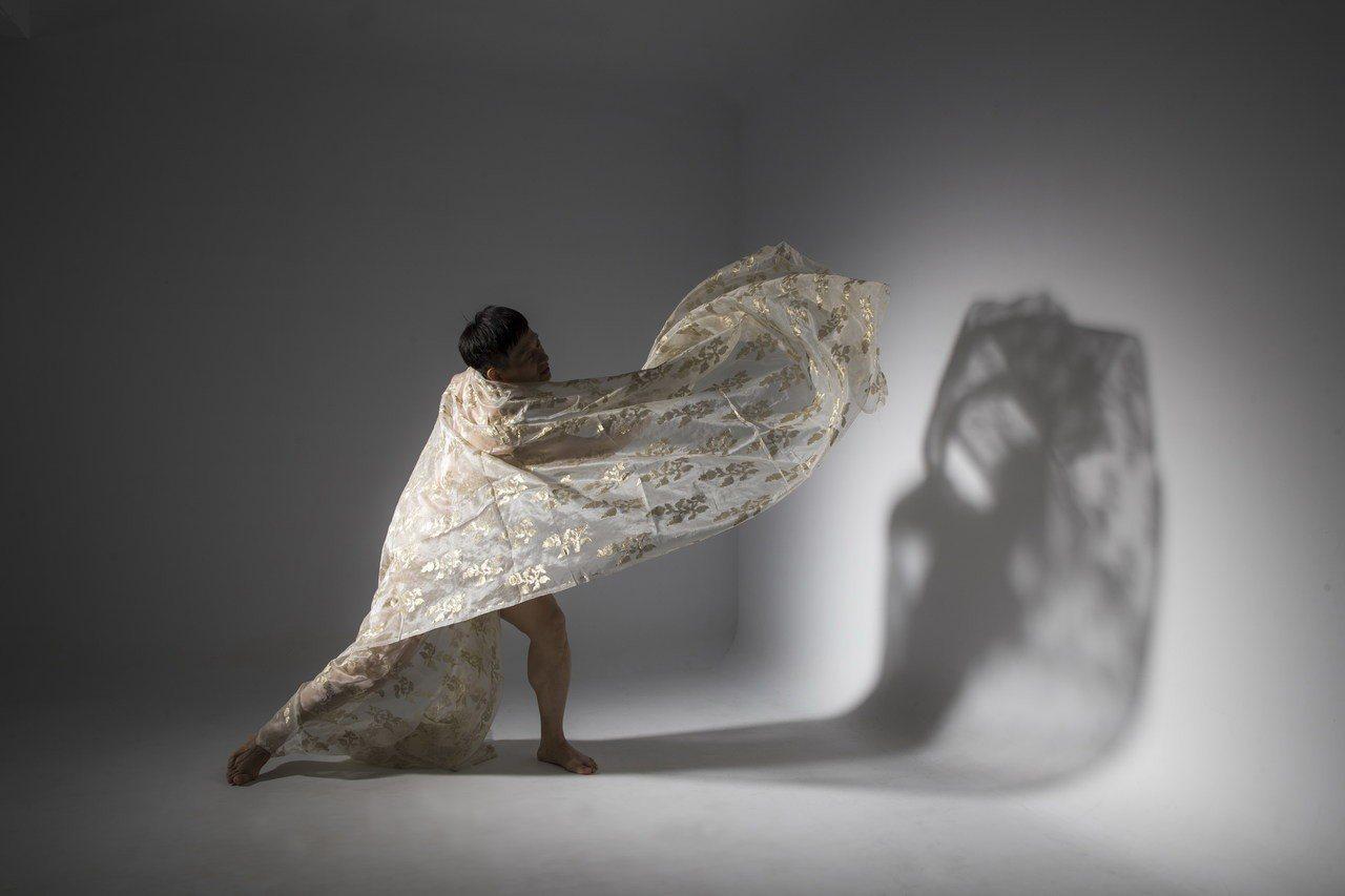 吳義芳55獨舞。圖/吳義芳提供