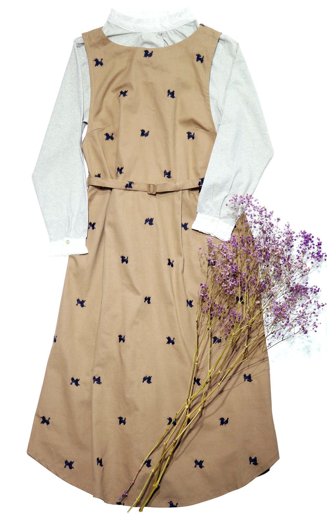 POU DOU DOU「森林少女系的」設計風格呼應品牌名取自鳥叫聲的概念,風格清...