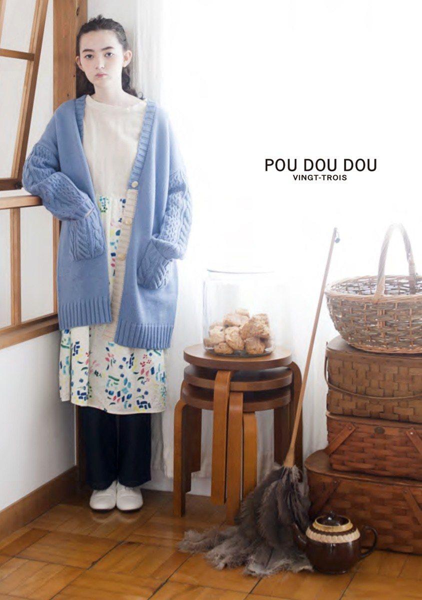日本女大生最愛品牌之一的日系女裝POU DOU DOU將重返台灣市場,進駐微風南...