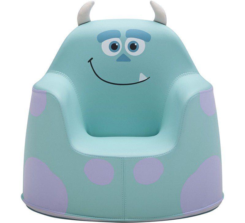 iloom Disney Sulley ACO蘇利文小沙發,建議售價4,790元...