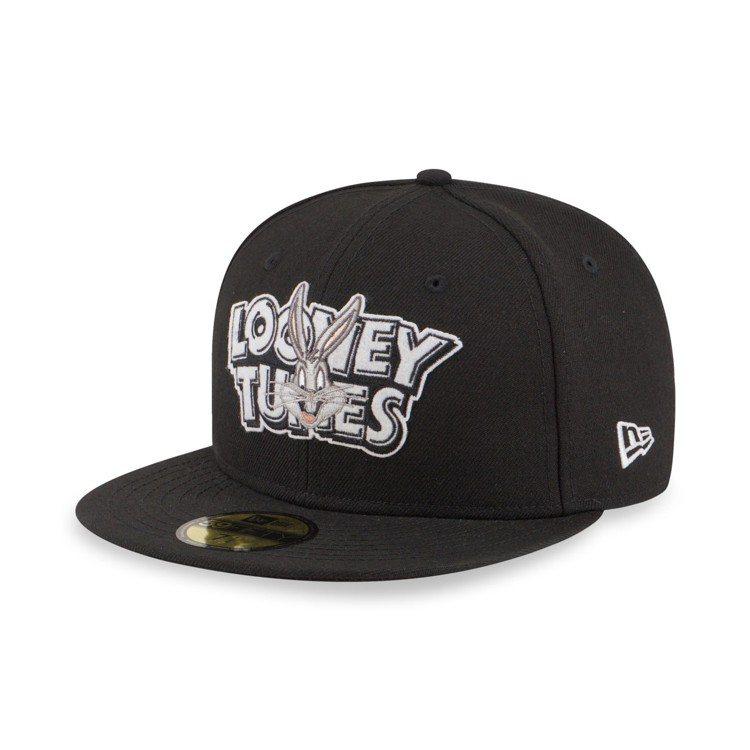 New Era 59FIFTY樂一通Bunny兔帽,1,680元。圖/New E...