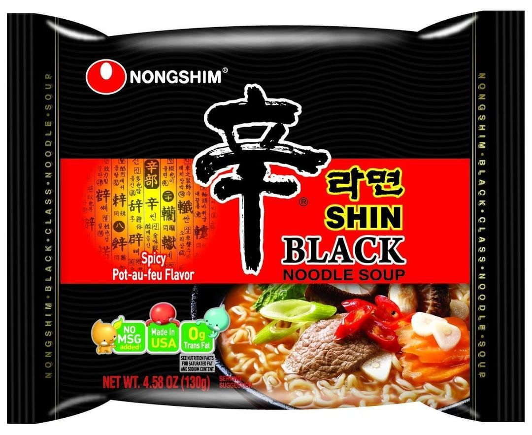 辛拉麵是南韓民眾認同度第三高品牌。 網路照片