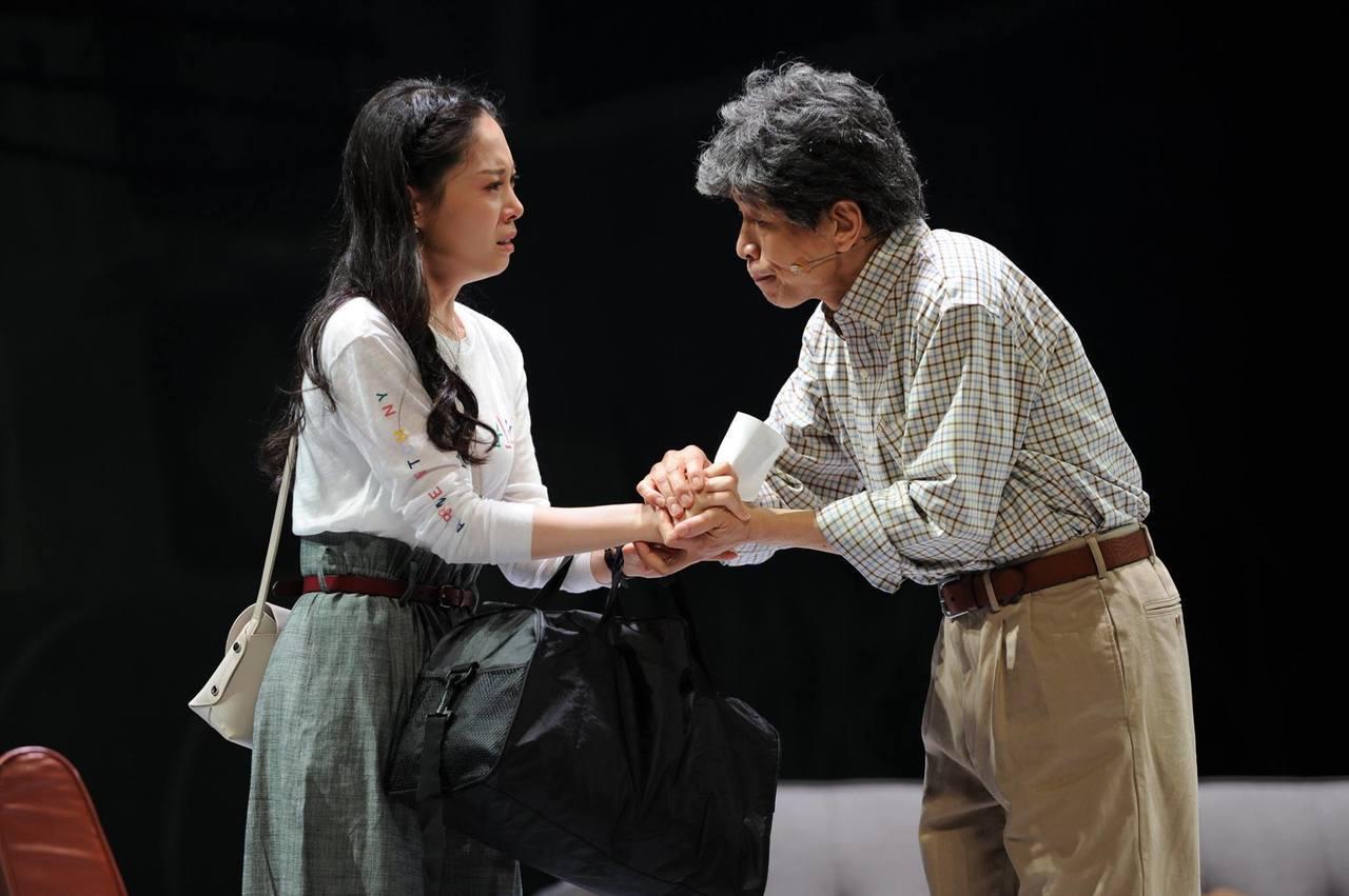 駱以軍臉書文學作品「小兒子」改編舞台劇,在台中國家歌劇院締造佳績。圖/夢田文創提...