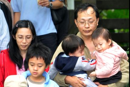 帶孩子長程旅遊,對家長是一大挑戰。 圖/聯合報系資料照片