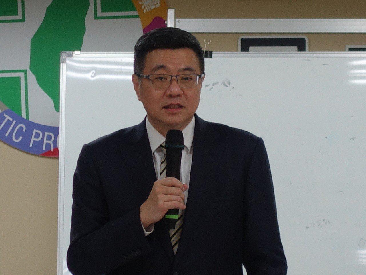 行政院秘書長卓榮泰。聯合報系資料照片/記者邱瓊玉攝影