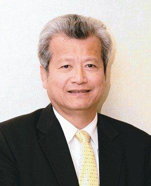 中鋼董事長翁朝棟 (聯合報系資料庫)