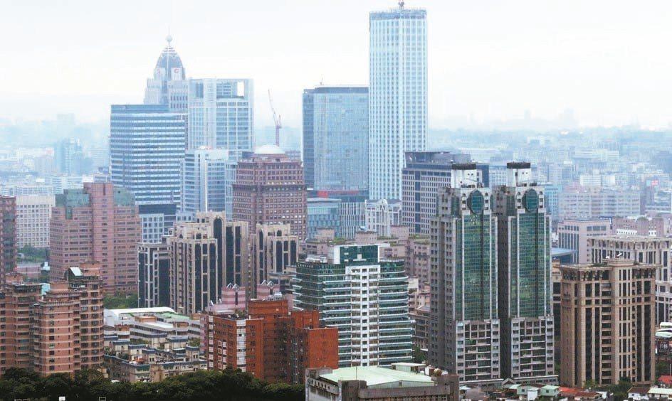 明年台北市商辦市場租金可望上漲1%至1.5%。 本報系資料庫