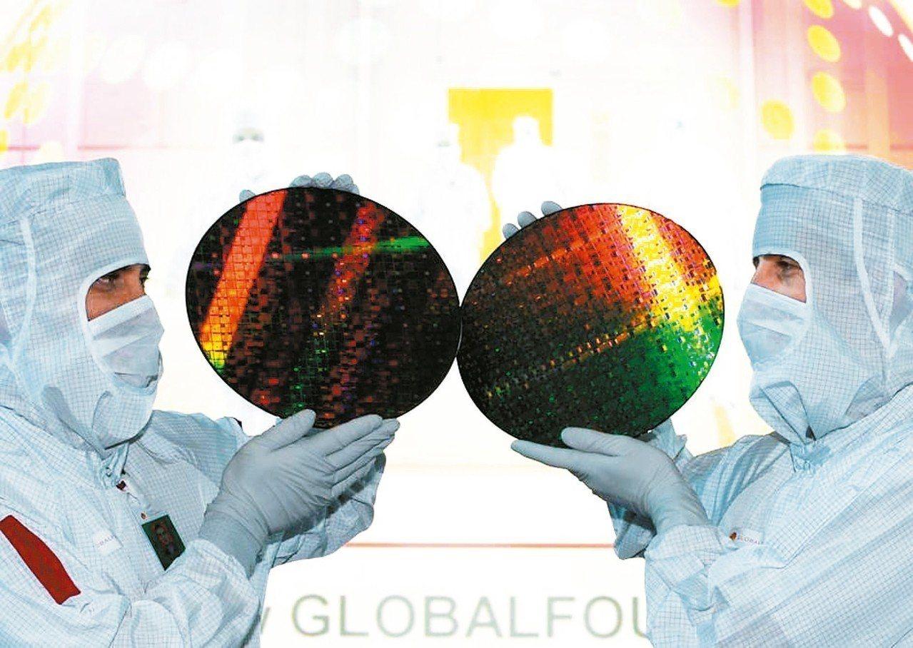 上海新昇已通過晶圓代工大廠中芯國際的認證,矽晶圓產業邁入新戰國時代。 歐新社