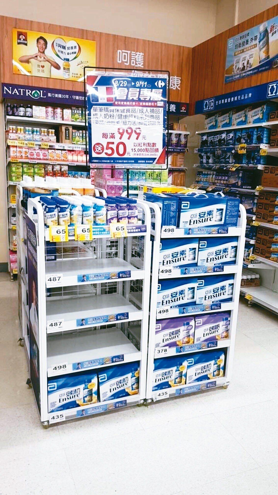 繼亞培安素6款鐵罐產品爆發臭酸、結塊事件,近日再傳2款塑膠瓶裝產品也有結塊問題。...