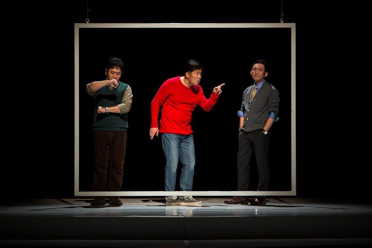 果陀劇場經典復刻百老匯東尼獎作品的舞台劇ART,12月28日至30日再加演,藝人...