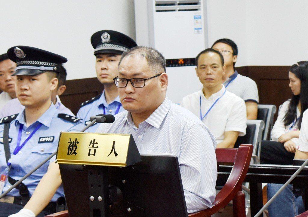 李明哲遭陸方關押至今646天。 中新社