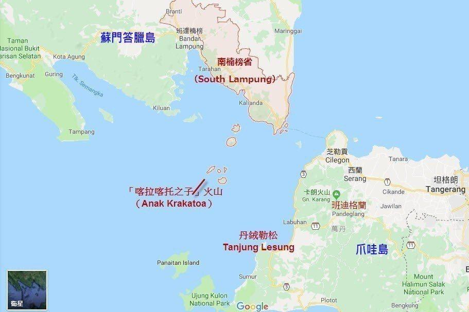 圖片來源/谷歌地圖