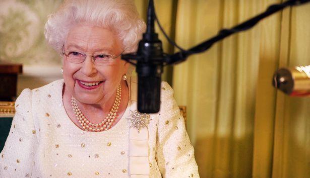 英女王伊莉沙白二世對皇室成員們的聖誕禮物設下了三個嚴格的規定。photo credit: 鏡報
