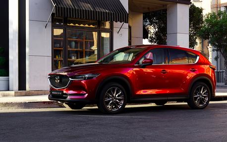 2019正年式MAZDA CX-5 建議售價99.9萬元