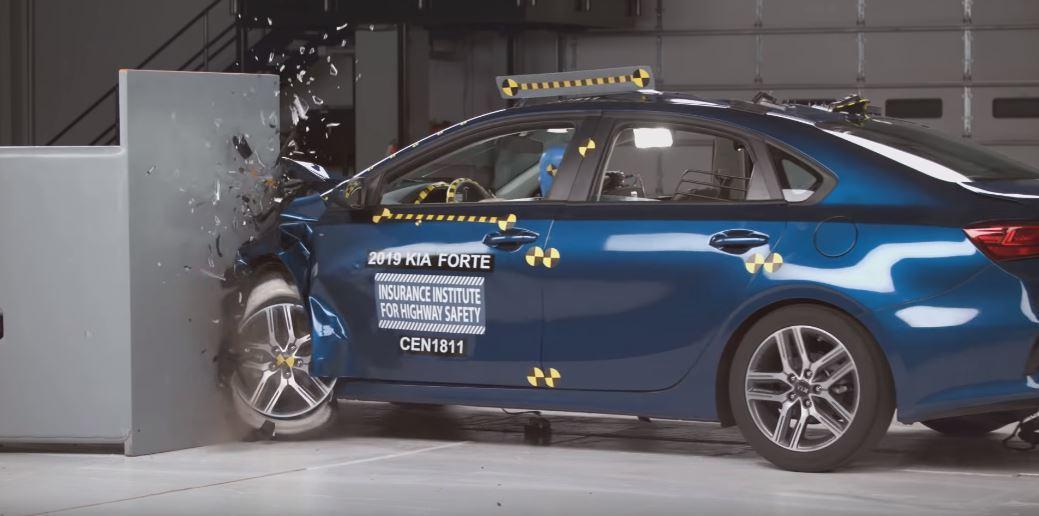 Hyundai-Kia集團也有9款車型獲得TSP的獎項。 摘自IIHS