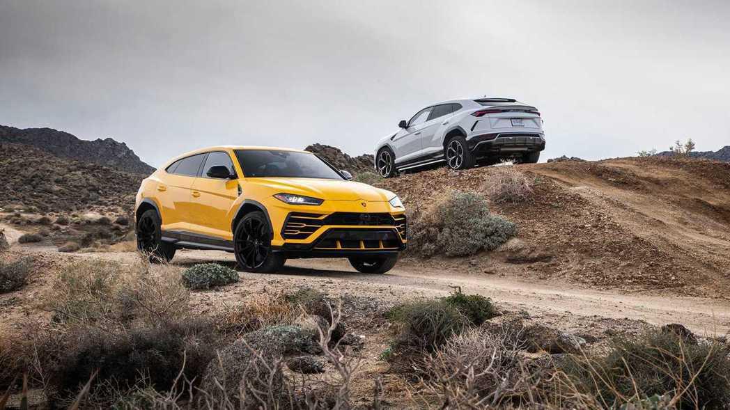 Lamborghini Urus為品牌史上第一輛SUV車型。 摘自Lamborg...