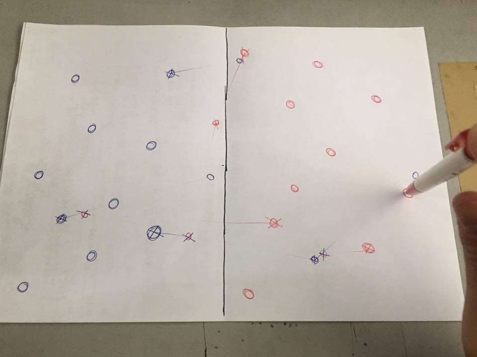 童年的「射飛機」遊戲,讓網友直呼好懷念! 圖片來源/●【爆廢公社】●