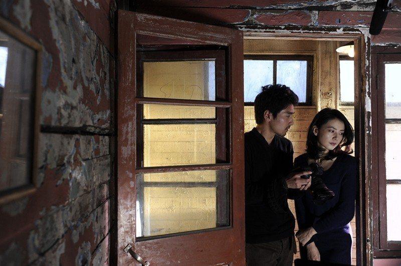陳凱歌《搜索》劇照。 圖/采昌國際提供