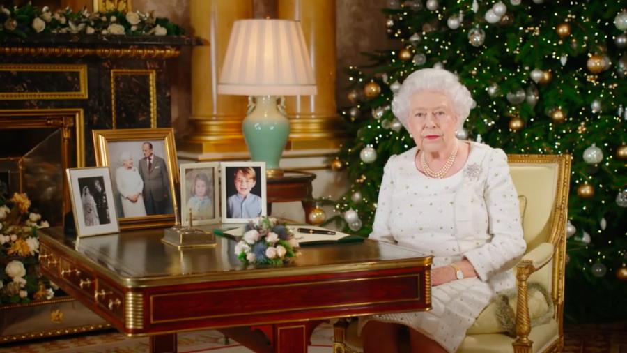 英國女王伊麗莎白二世將於25日發表聖誕談話,透過耶穌基督對於和平與善意的主張,希...