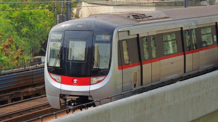 地鐵(MTR)。 圖/pixabay.com